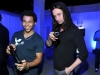 NEW YORK, NY - JUNE 27: (EXCLUSIVE COVERAGE)  (L-R) Actors Corbin Bleu and Constantine Maroulis play Wii U GamePad at Nintendo Hosts Wii U Experience on June 27, 2012 in New York City.  (Photo by Jamie McCarthy/WireImage)