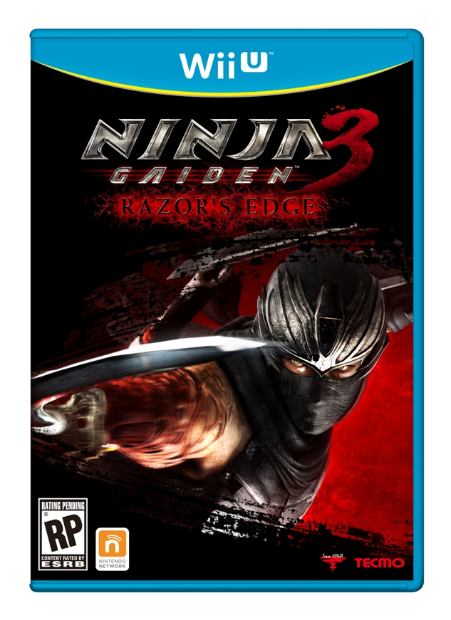 Ninja Gaiden 3 Razor S Edge Boxart Nintendo Everything