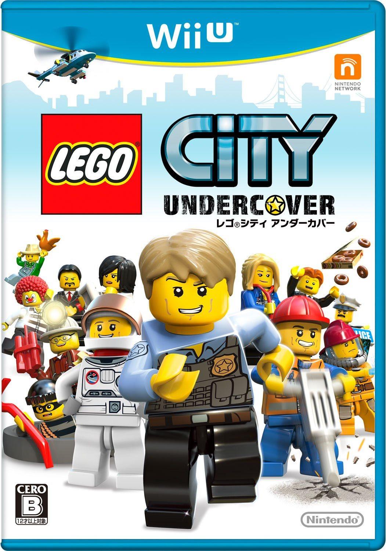 lego city undercover на pc механики