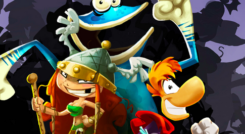 rayman legends art