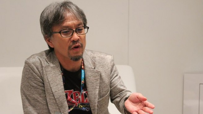 Eiji Aonuma