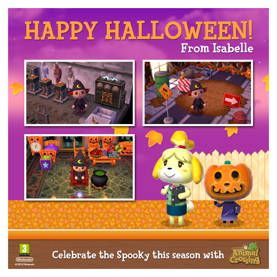 Animal Crossing New Leaf Isabelle