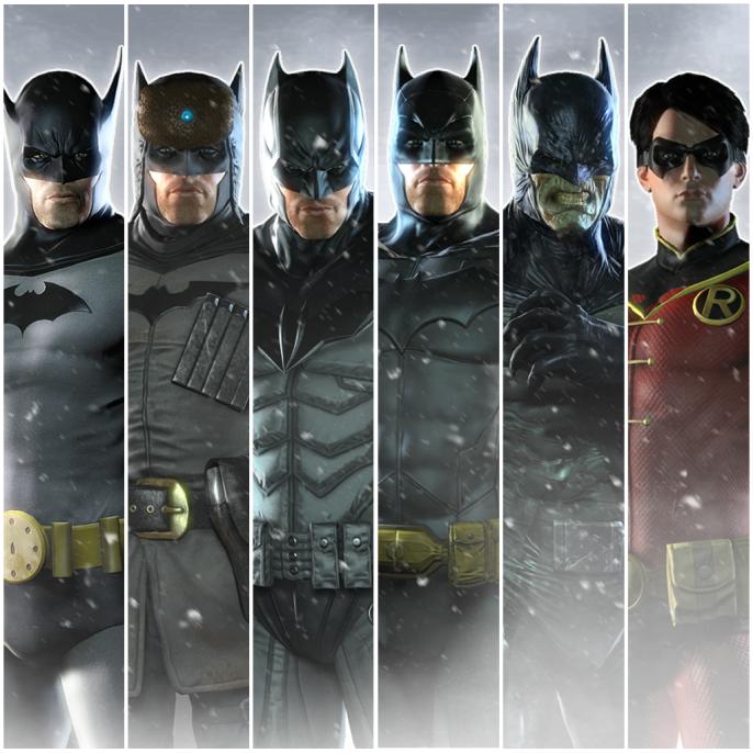Bros  Interactive is releasing new DLC for Batman  Arkham Origins