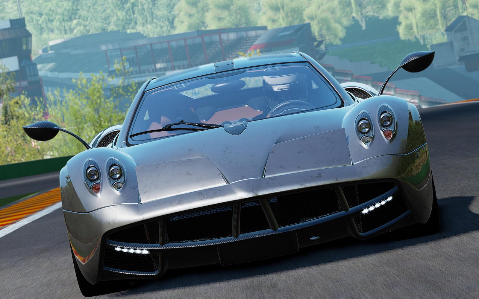 Director Andy Tudor Commented That The Wii U Version Of Project Cars