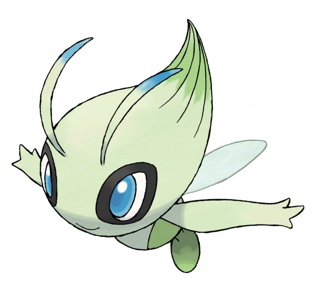 Celebi_Official Art