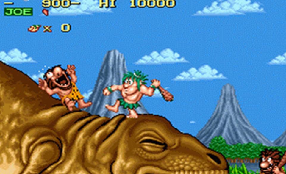 Caveman Ninja Game Free Download