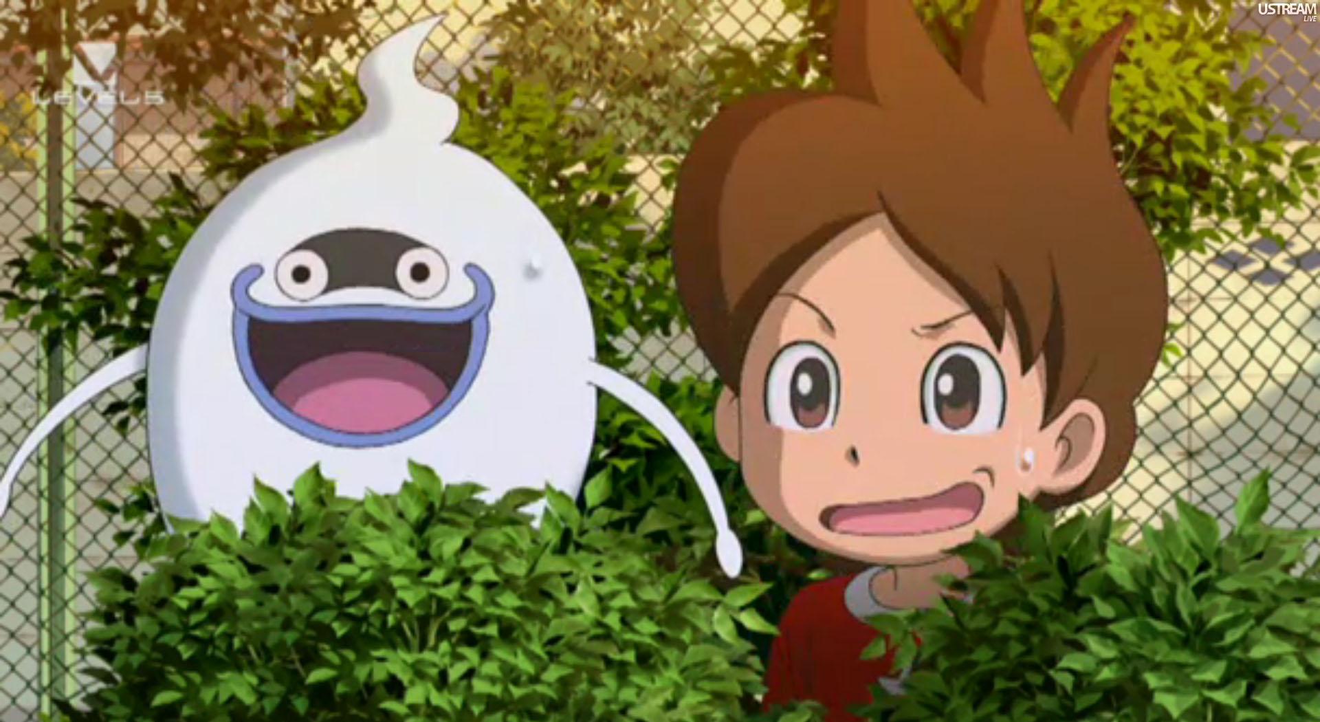 More Akihiro Hino Anime Level 5 Top Youkai Watch