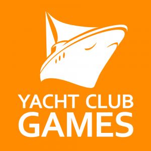 yacht club games logo