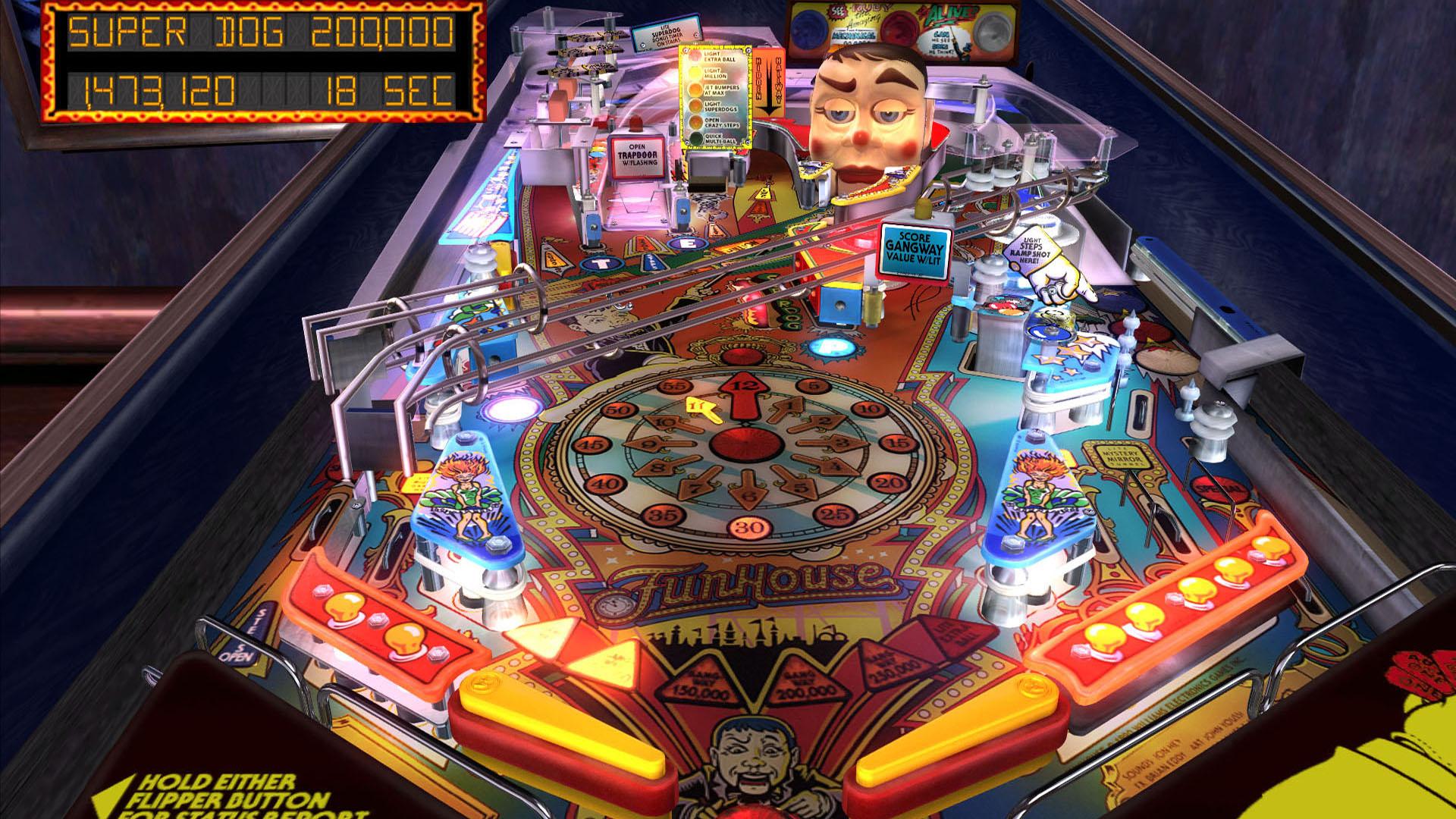 free pinball game