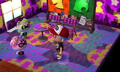 Animal Crossing New Leaf se met à jour! ACNL2