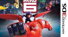 Big Hero 6 3DS Box