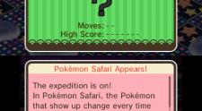 Pokemon Safari PS