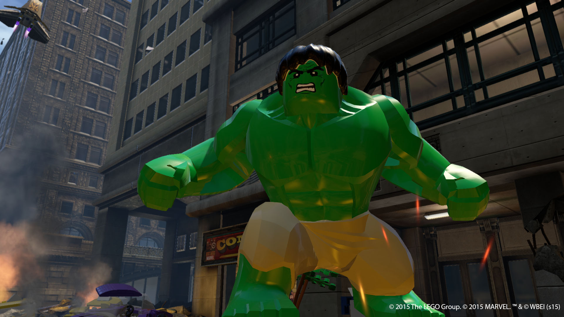 Lego Marvel Superheroes Video Game release date - YouTube