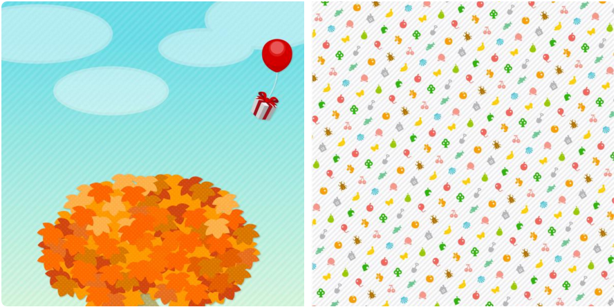 Animal Crossing Mobile Backgrounds Available On Nintendo S Line Account Nintendo Everything