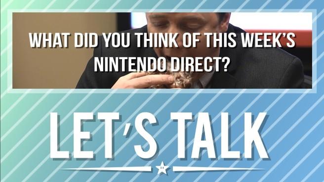 Lets Talk Direct November
