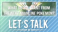 Let's Talk Pokemon