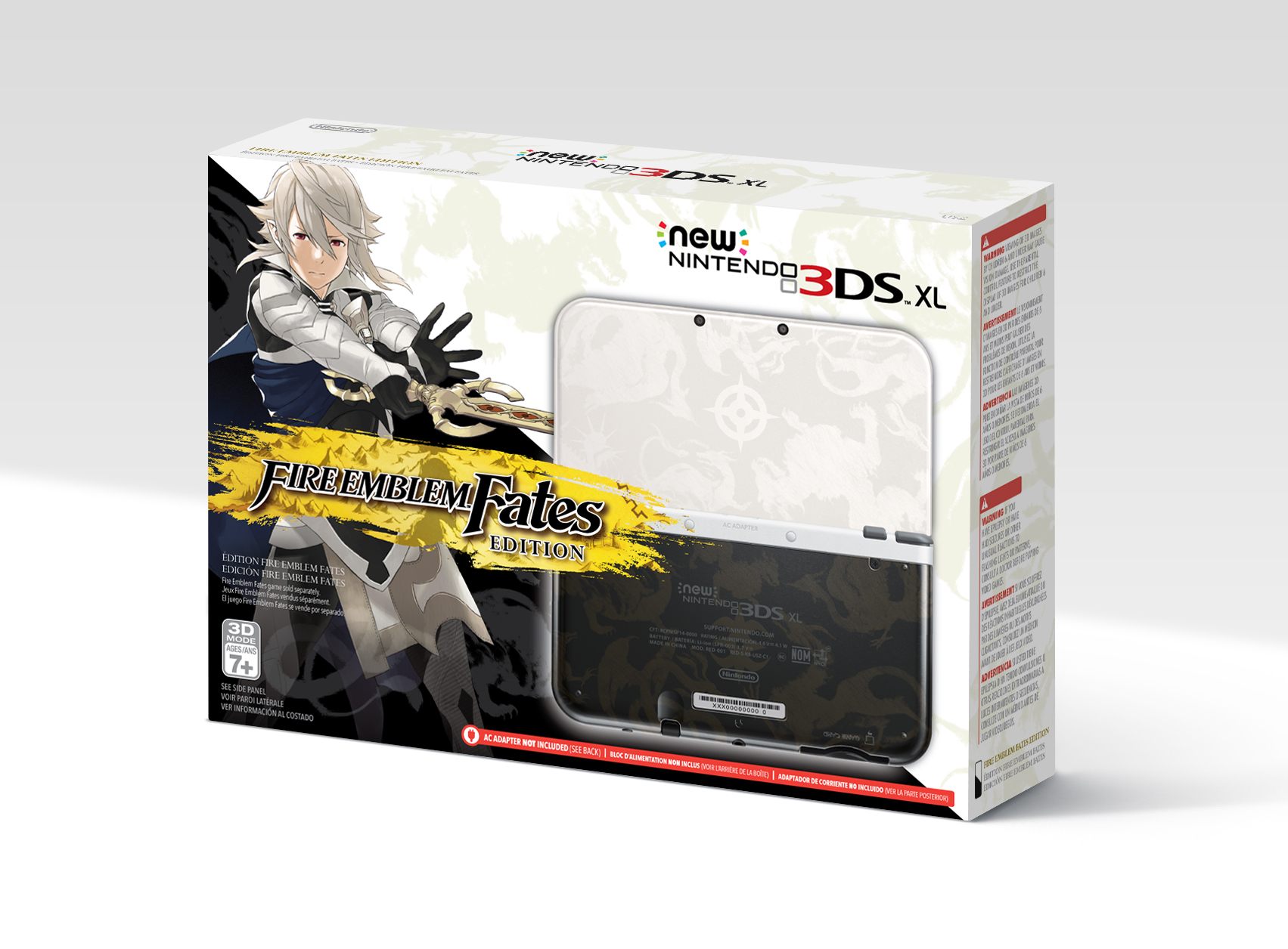 Fire Emblem Fates Getting Weekly Map DLC Special New DS XL - Fire emblem fates map pack 3 us