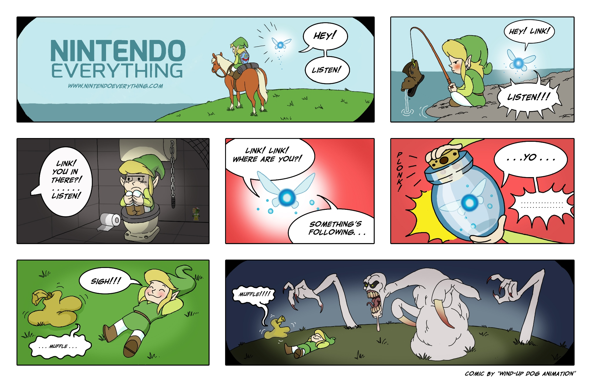 Nintendo Everything comic-1