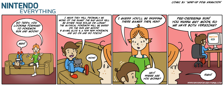 Nintendo Everything comic #3 (2)