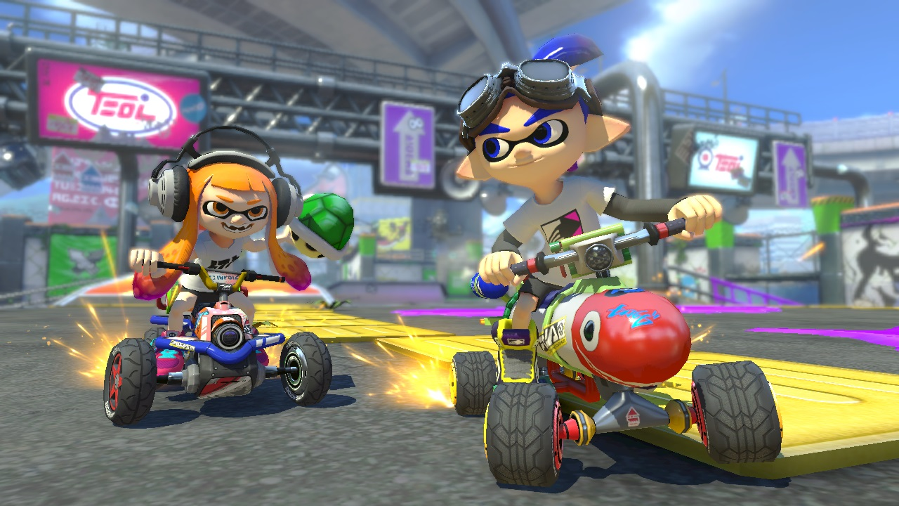Donkey kong mario kart wii car tuning - Mario Kart 8 Deluxe Features Additional Content Over The Wii U Release But Those Hoping That The Game Will Include New Race Tracks Will Be Disappointed To