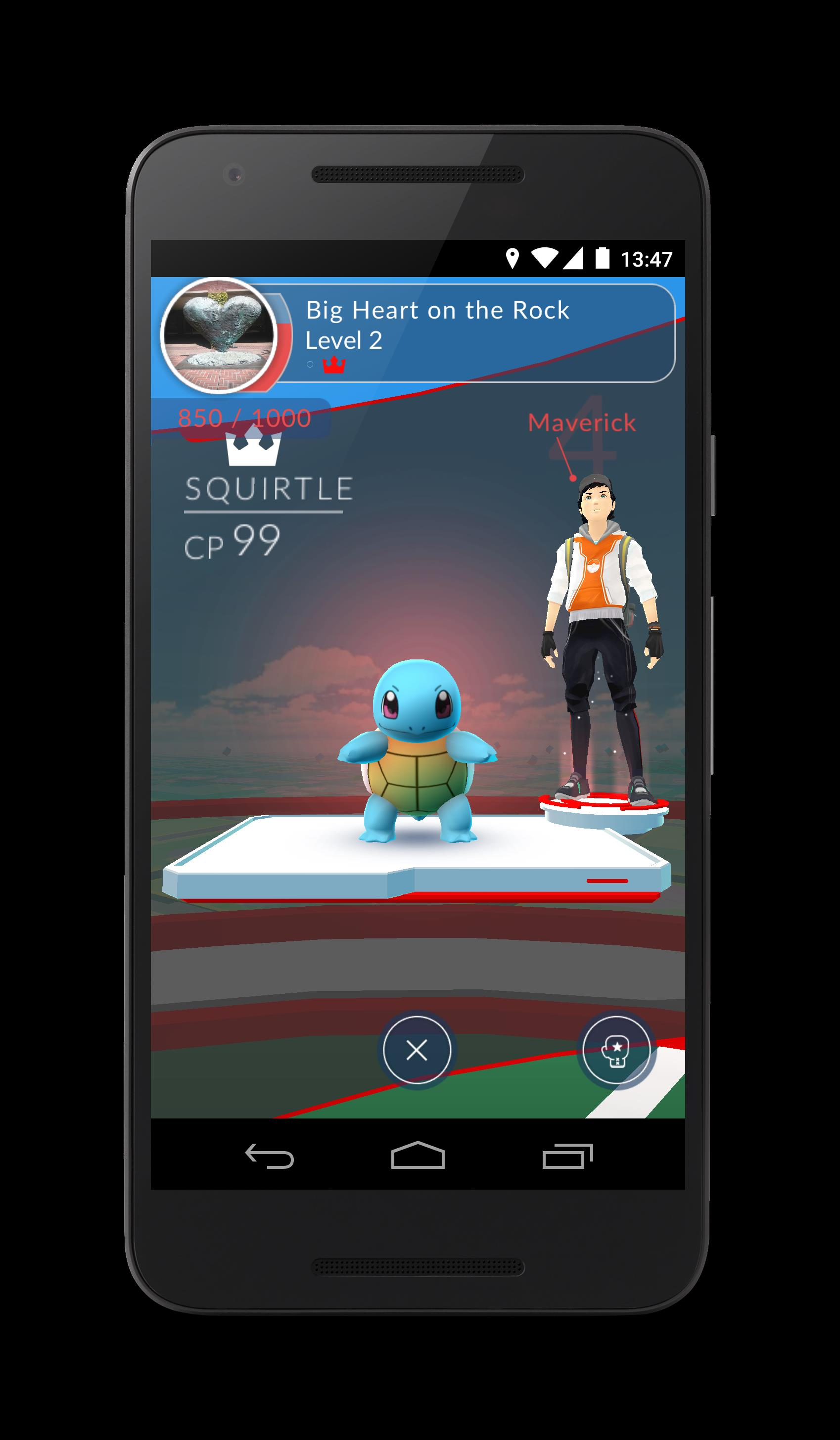 new pokemon go details revealed as u s field test commences