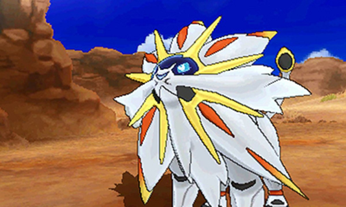 Handful Of Screenshots From Pokemon Sunmoon Have Emerged To See