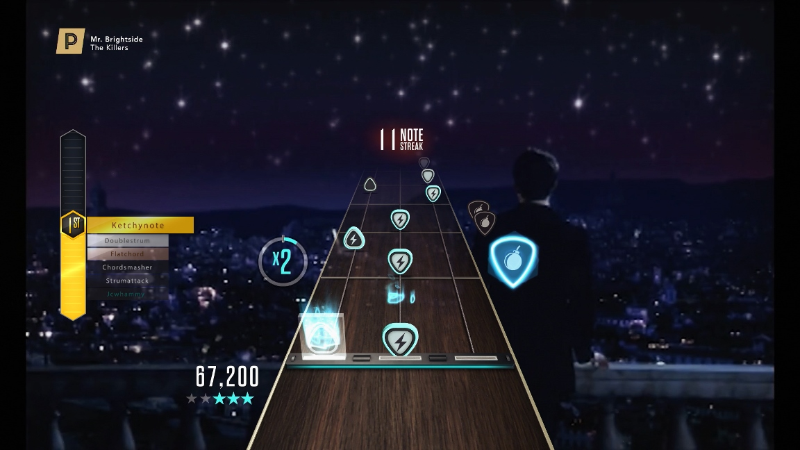 Guitar Hero Live Two New Premium Shows Top 20 Songs