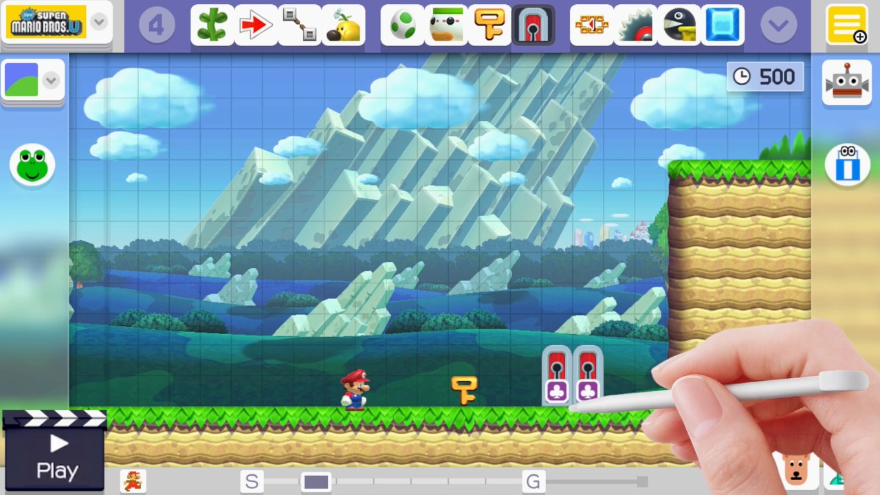 Super Mario Maker version 1.40 patch notes recap and file size ...