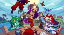 WiiU_Shantae_HalfGenieHero_KeyArt
