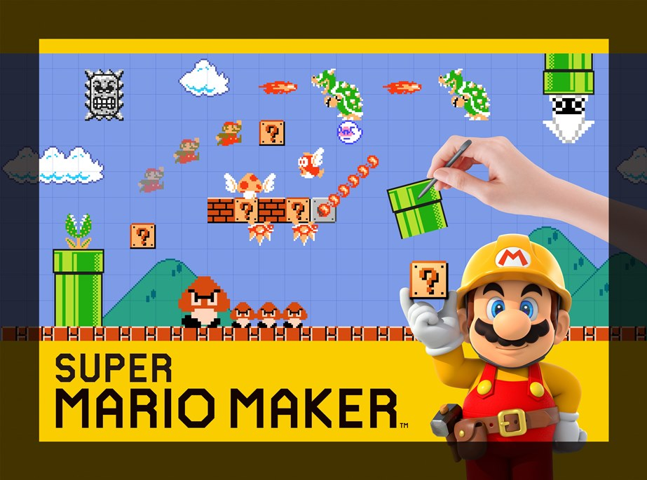 week, Super Mario Maker received its 1.30 update . This added some new ...