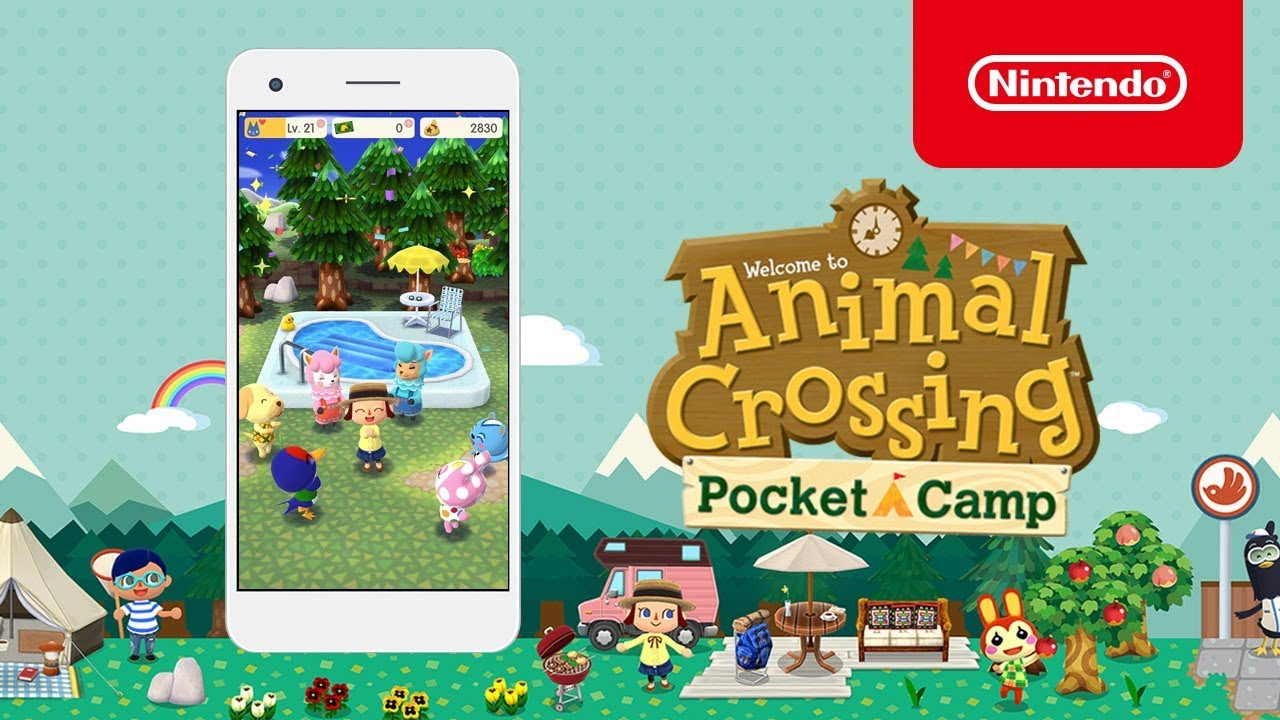 Animal Crossing: Pocket Campu0027s New Update Came Out Yesterday. According To  Nintendou0027s Official Patch Notes, It Was Released To Address A Few Bugs.