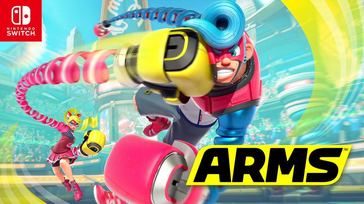 games detail arms switch