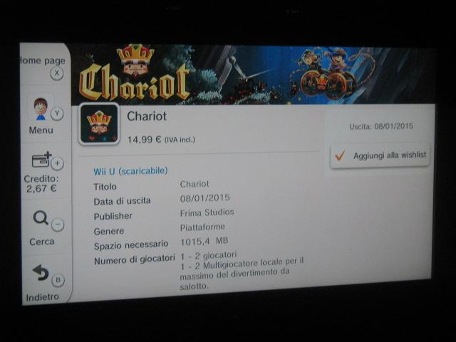 chariot-date-listing