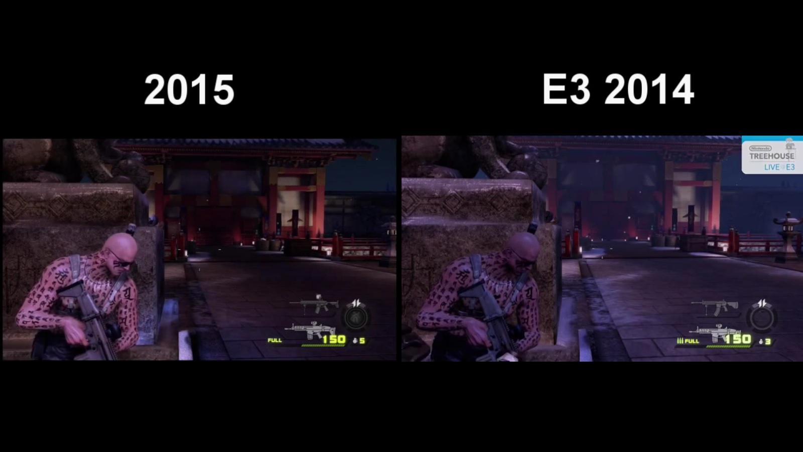 video comparison: