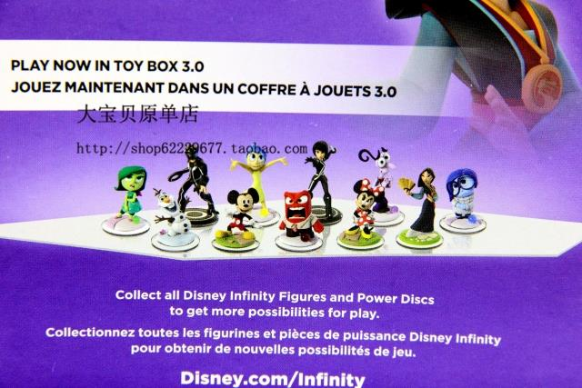 infinity 3 0 figures. disney infinity 3.0 is definitely something that will be happening later this year. although no official announcements have been made on front just yet 3 0 figures