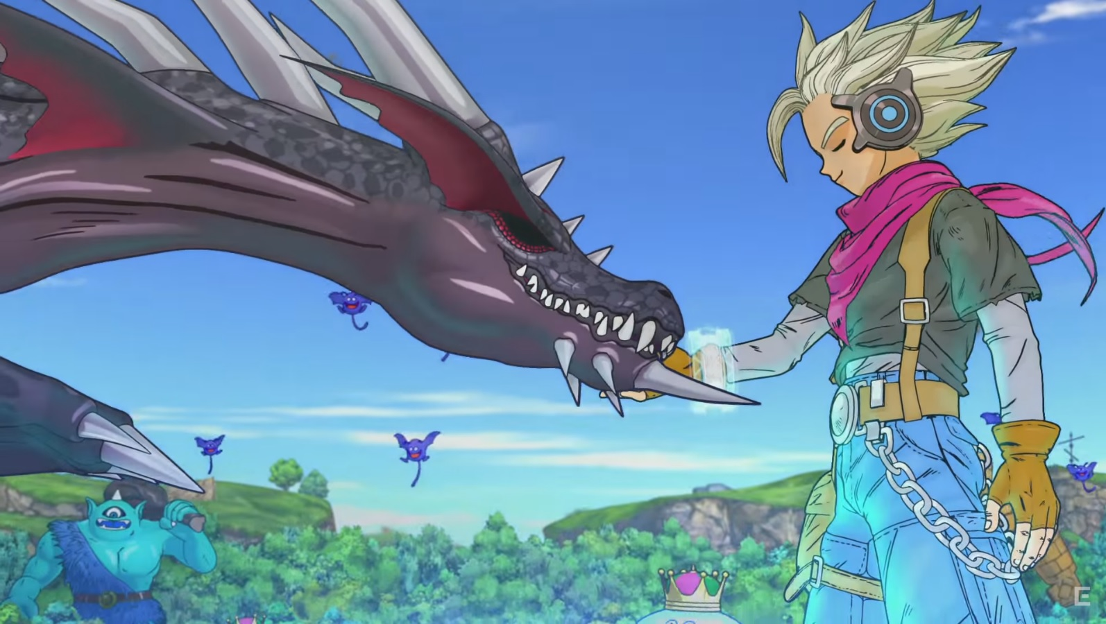 Dragon Quest Monsters ...