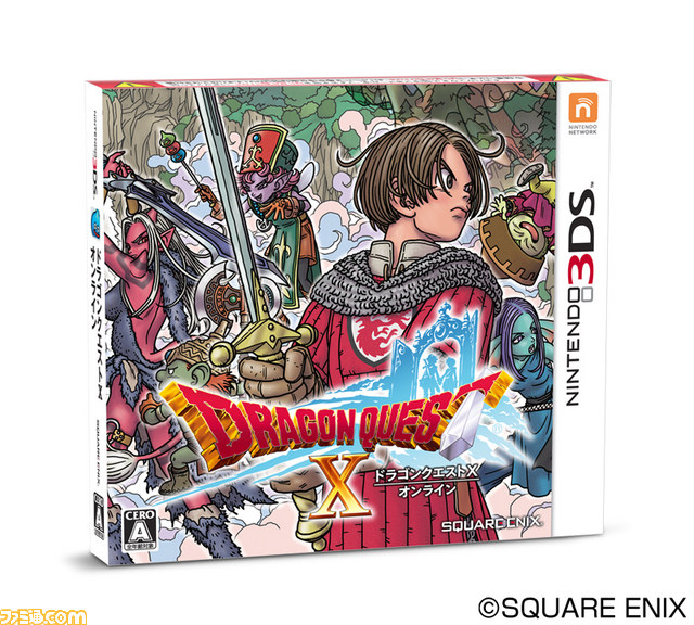 Coleccion Dragon Quest NDS en espaol MEGA