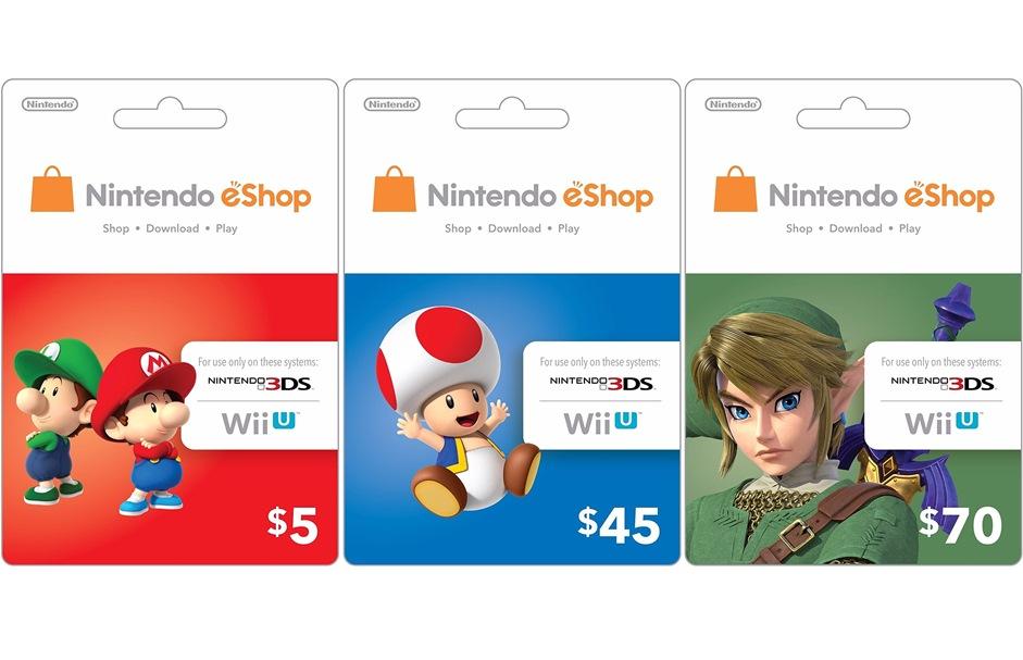 Amazon now selling digital codes for eShop credit - Nintendo ...