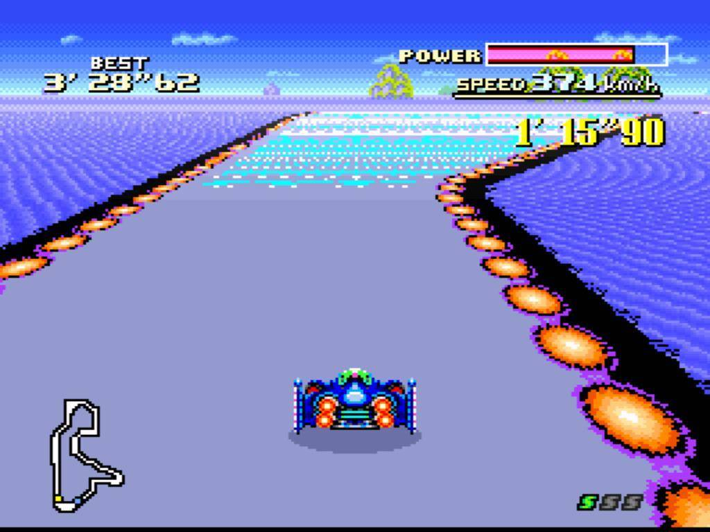 a pitch for an F-Zero that  F Zero