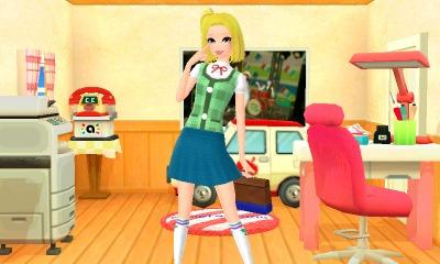 Girls Mode 3 Adds Animal Crossing Happy Home Designer Items Nintendo Everything