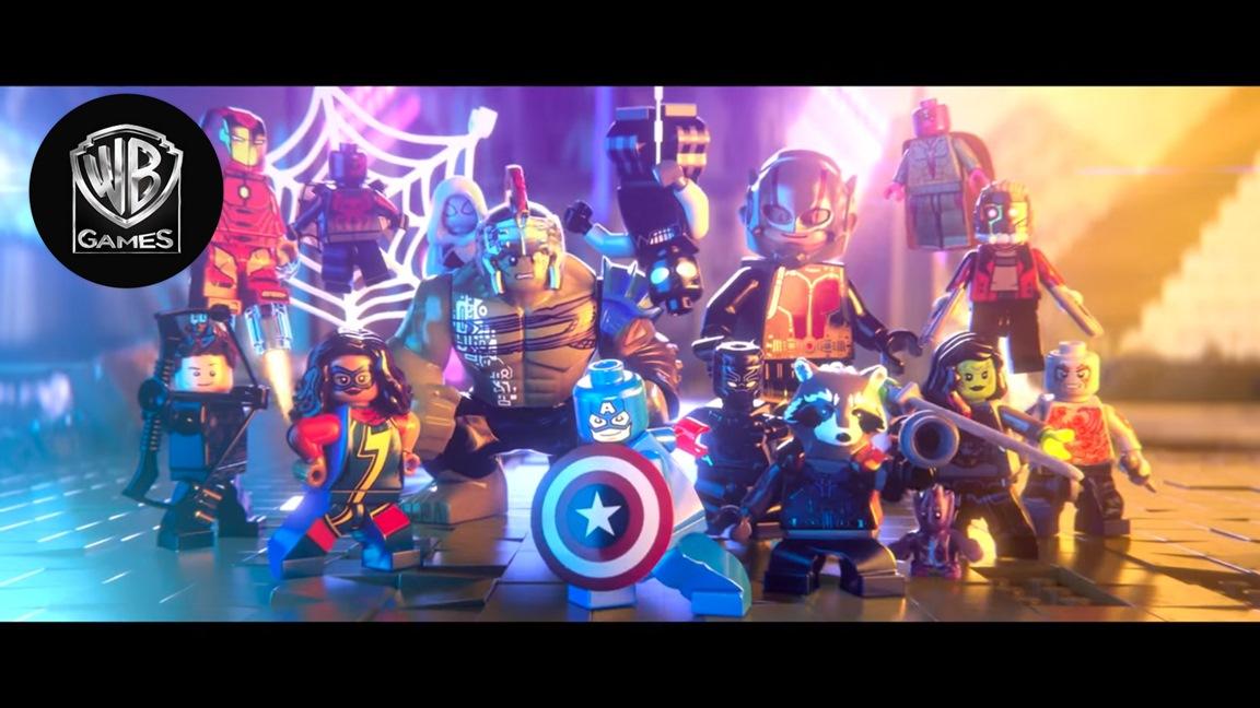 Дата выхода игры lego marvel superheroes 2