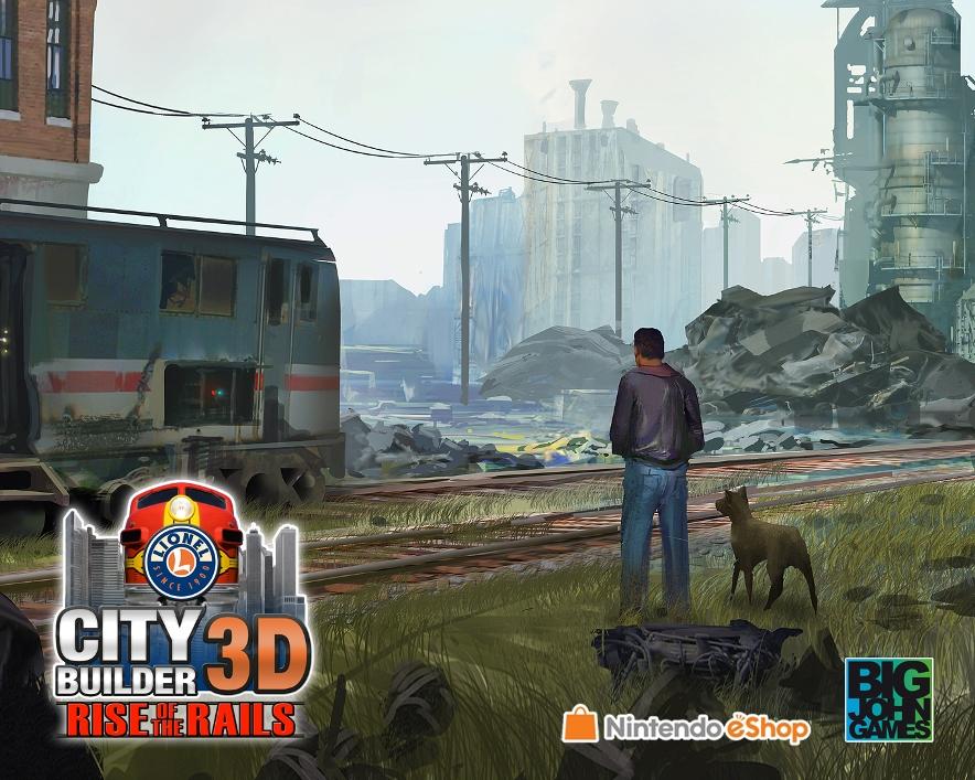 Lionel City Builder 3D Rise of the Rails