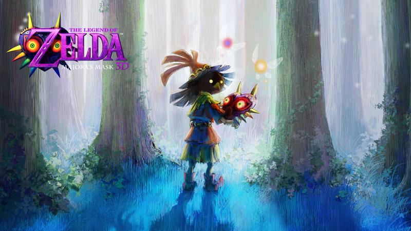 Aonuma sheds new light on Zelda: Majora?s Mask 3D ? origins