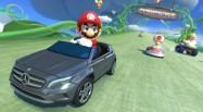 Mario Kart 8 Mercedes-Benz DLC