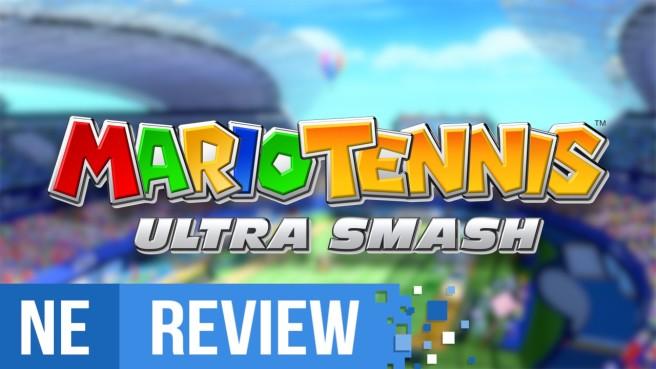 mario tennis review header