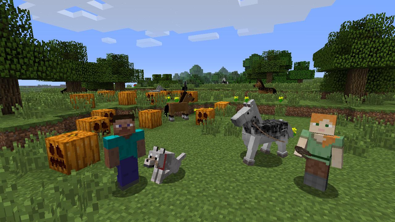 Minecraft: Wii U Edition file size - Nintendo Everything