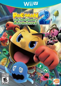 Pac-Man and the Ghostly Adventures 2 box art