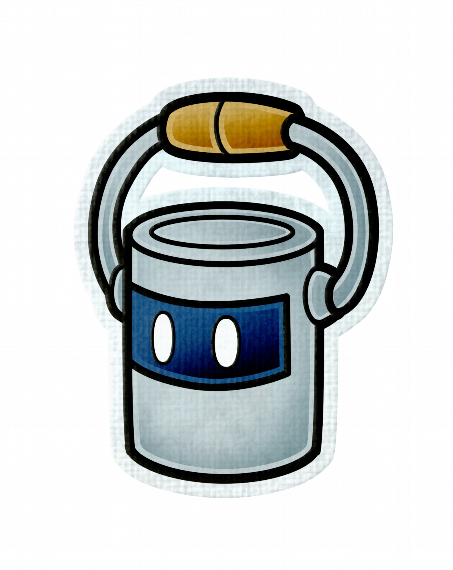 Paper mario coloring pages to print - Paper Mario Art_ 16