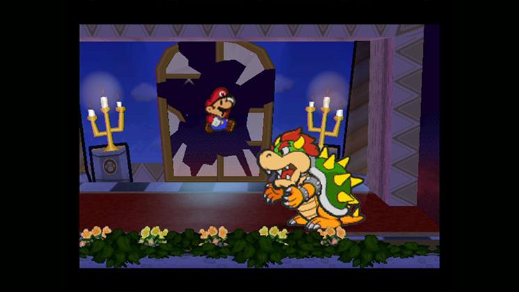 Paper Mario Wii U Virtual Console footage   Nintendo Everything 8GdDu9Si