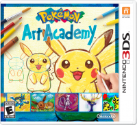 Pokemon Art Academy box art